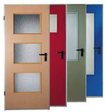Puertas industriales for Puertas metalicas para interiores